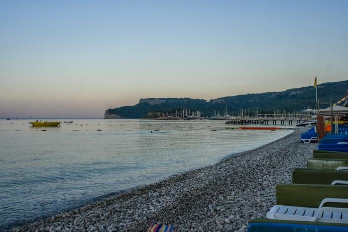 Где в Турции галечные пляжи? 61