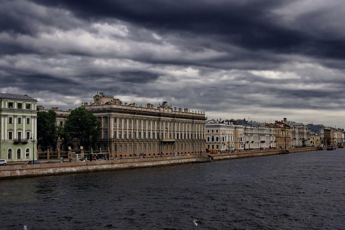 фото петербурга набережные